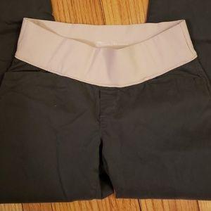 37cbe1a4e57db GAP Pants | Maternity Demi Panel Girlfriend Chino | Poshmark